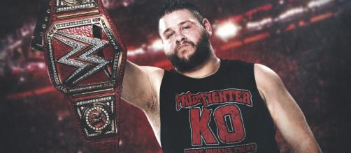 Kevin Owens is one of the participants in the King of the Ring tournament. [Image Source: Flickr | Khang Hoang]