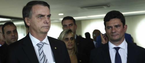 O Partido dos Trabalhadores entrará na Justiça contra Moro e Bolsonaro. (Arquivo Blasting News)