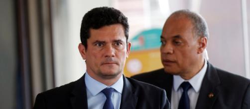 Sérgio Moro vive um certo isolamento no governo, diz site. (Arquivo Blasting News)