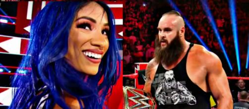 WWE Raw after SummerSlam: Sasha Banks heel turn and Braun Strowman in action. [Image Courtesy: WWE/YouTube]