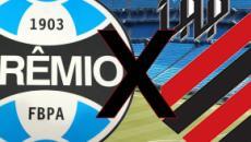 Com força máxima, Grêmio e Athletico iniciam disputa das semifinais da Copa do Brasil