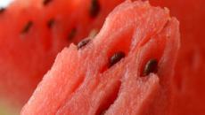 La sandía es una de las frutas de temporada con más propiedades y nutrientes