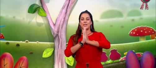 A apresentadora destacou o quanto ama sua filha. (Arquivo Blasting News)