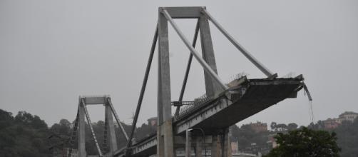 Genova, oggi ricorre un anno dal crollo del Ponte Morandi
