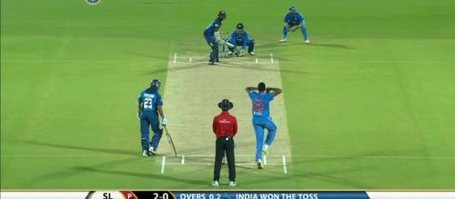 India vs West Indies 3rd ODI live on Sonyliv.com (Image via BCCI.TV)