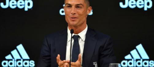 Juventus affaticamento per Cristiano Ronaldo