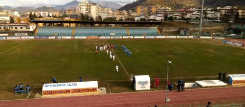 Paganese-Avellino di Coppa Italia di C