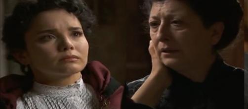 Una Vita, trame al 24 agosto: Bianca si lascia impietosire dalla follia di Ursula
