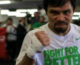 Manny Pacquiao's legacy grows bigger and bigger in every fight. [Image Source: The DailySportsHerald/ Flickr]