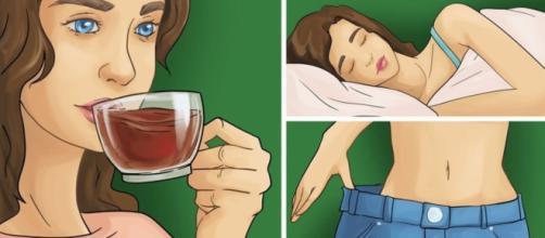 Cinq conseils pour perdre du poids en dormat - crédit photo sympa sympa