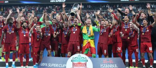 El Liverpool sigue demostrando que es un equipo grande en Europa. - uefa.com