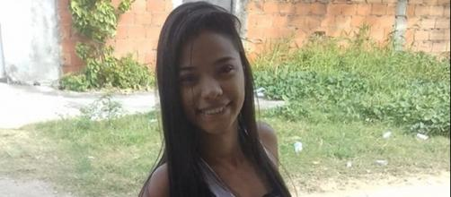Jovem mãe é a sexta vítima de bala perdida. (Reprodução/Redes Sociais)