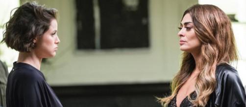 Juliana Paes revela que chorou ao ler o roteiro. (Reprodução/TV Globo)