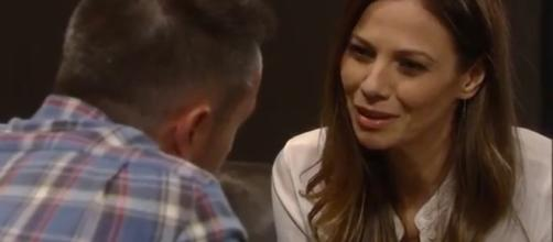 Kim May ditch Julian for Franco who has Drew's memories. [Image Source:ABC/YouTube.)