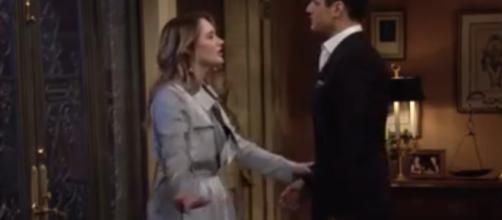 Summer may be the only one who does not judge Kyle's past.(Image Source: The Young and the Restless-YouTube.)