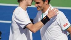 Rublev: 'Incredibile come ha reagito alla sconfitta, Federer è di un altro livello'