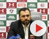 Mário Bittencourt, presidente do Fluminense (Reprodução/Lucas Merçon/fluminense.com.br)