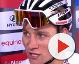Ciclismo, Mathieu Van der Poel: 'La maggior parte dei velocisti aspetta troppo'