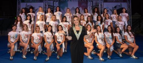 Casting per Miss Italia e GiZa Eventi