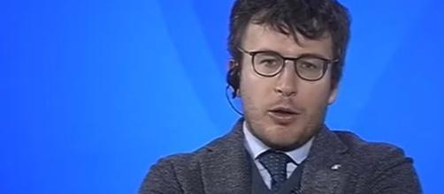 """Diego Fusaro si scaglia contro chi critica i """"porti chiusi""""."""
