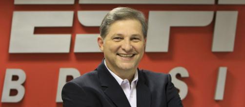 João Palomino foi um dos que saíram da emissora. (Arquivo Blasting News)