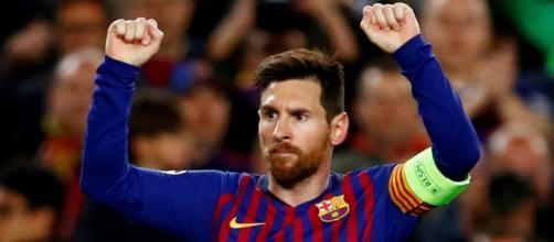 Messi não está em condições físicas de jogar nesta sexta. (Arquivo Blasting News)