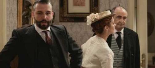 Una Vita, trame Spagna: Ramon crede che Carmen sia incinta, la scomparsa di Marcia