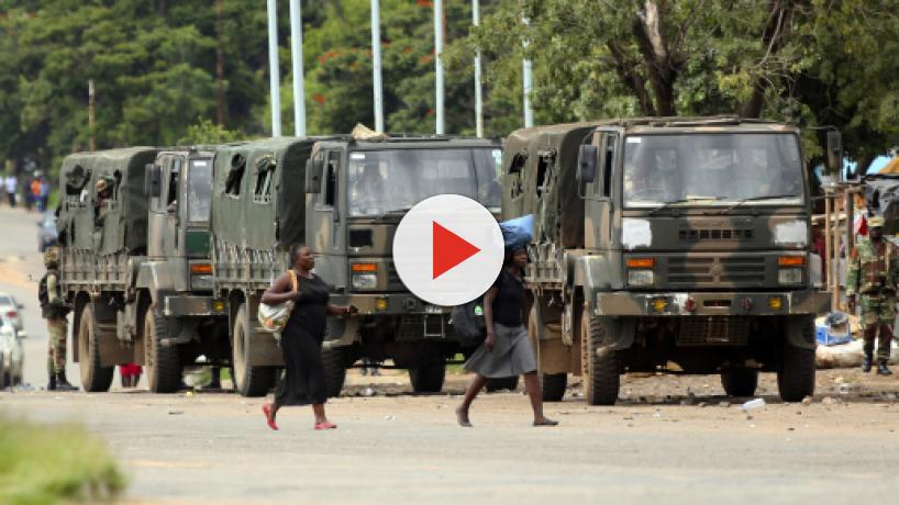 Zimbabwe: Violent police action on protesters, one woman reported injured