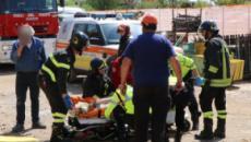 Calabria, 45enne sbatte la testa mentre lavora su un trattore e muore