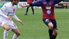 Cosenza, Carretta salva Braglia: pari con il Rende, buona prova per la squadra di Andreoli
