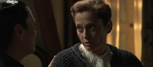 Anticipazioni Una Vita del 17 agosto: Ursula pugnala Carmen