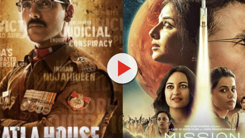 Blockbuster films 'Mission Mangal 'and 'Batla House' released but Akshay Kumar is winner