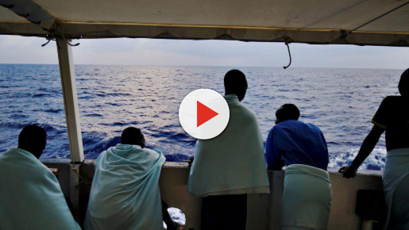 Desembarcan en Lampedusa 27 de los 28 menores del Open Arms