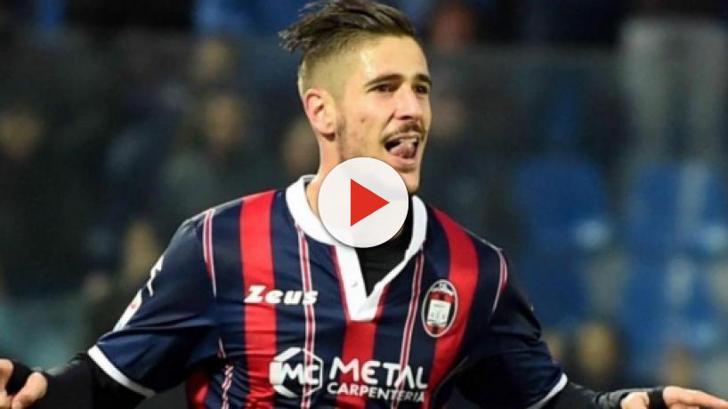 Calciomercato, Crotone: passi in avanti per un possibile ritorno di Diego Falcinelli