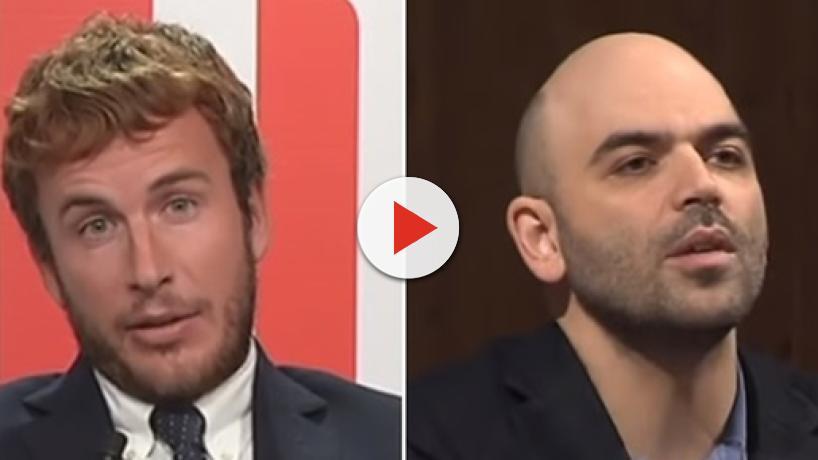 Open Arms, Saviano chiama Salvini bandito, Fusaro: 'Così parlò con il cappello da giullare'