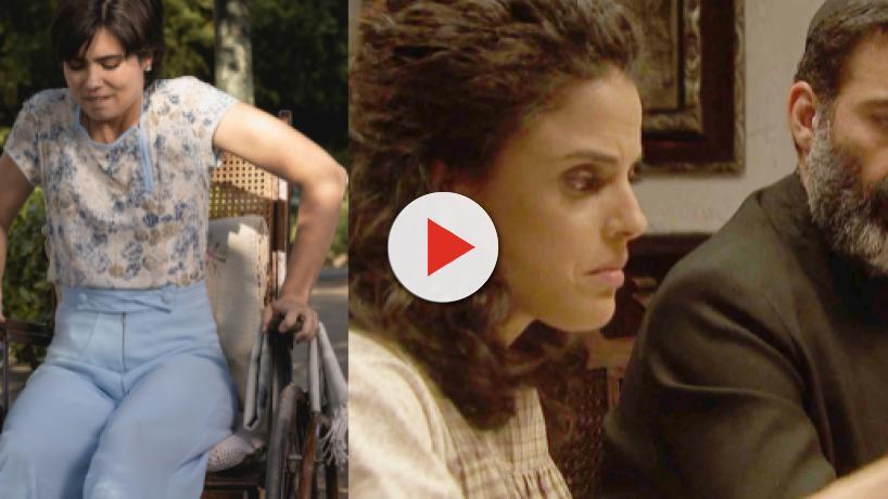 Il Segreto, spoiler Spagna: Maria torna a camminare, Esther plagia Don Berengario