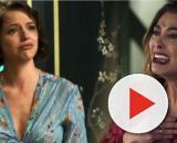 Maria da Paz não consegue acreditar que a filha é uma megera. (Reprodução/ TV Globo)