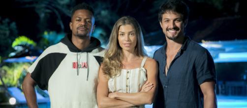 Antônio conta a Paloma que viu Ramon com Francisca. (Arquivo: Blasting News)