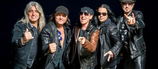 Integrantes da banda Scorpions. (Divulgação/Ian Laidlaw)