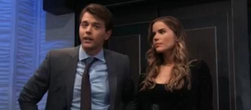 Michael will deal with drama related to Sasha's health and a warehouse crisis this week. [Image Source: General Hospital/YouTube]