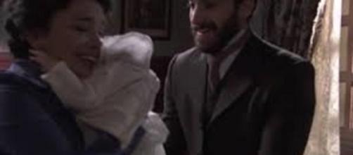Una vita, trama del 19 agosto: Diego e Blanca ritrovano il piccolo Moises