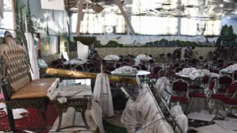 Afghanistan, strage a un matrimonio: kamikaze si fa esplodere, sarebbero almeno 63 i morti
