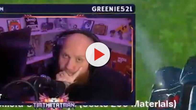 'Fortnite' streamer TimTheTatman eliminates entire squad using BRUTE with his screen off