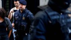 Herido un hombre por arma blanca en una pelea callejera en Barcelona