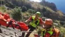 Cilento, recuperato il corpo di Simon Gautier: era uscito dal percorso segnato (VIDEO)