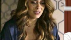 Em 'A Dona do Pedaço', Maria procura Rock para acerto de contas: 'quero te pedir perdão'