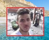 Antonio muore a soli 22 anni mentre si trovava in vacanza in Grecia