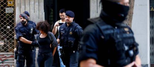 Barcelona; nuevo herido por arma blanca en una pelea callejera
