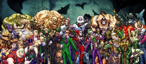 Batman ne manque pas d'ennemis dont beaucoup n'ont pas été adaptés au cinéma - fondsecran.eu