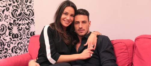 Mattia e Giulia Latini in vacanza assieme